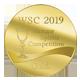 Gold Medal<br/>Warsaw Spirits<br/>Competition 2019