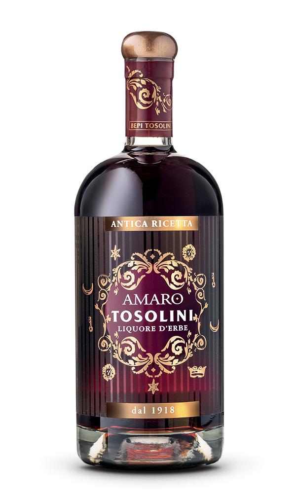 Bottiglia Amaro Bepi Tosolini