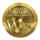 Wine & Spirits<br/>Wholesalers of America<br/>Double Gold Medal 2016