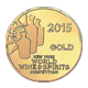 New York World<br/>Wine&Spirits Competition<br/>Gold Medal 2015