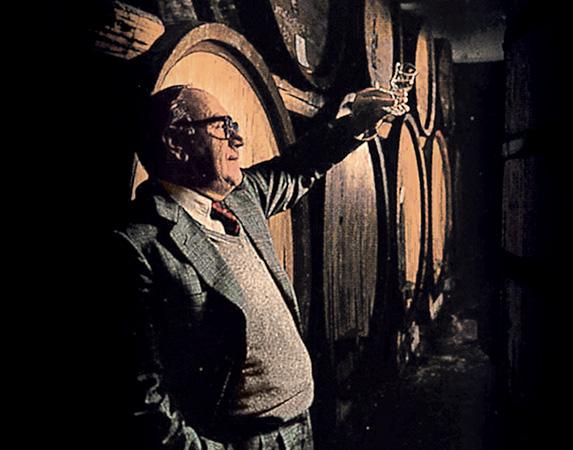 Il mastro distillatore Bepi Tosolini